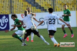 El Gouna concludes his training in preparation for the Kima Aswan match with the Egypt Cup