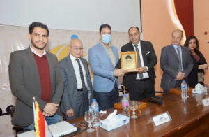 The conclusion of the simulation model for the localities of Egypt in Port Said    photo