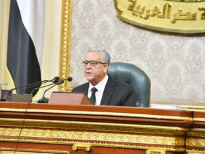 """In order to stimulate trade and investment .. """"Representatives"""" approve a grant between Egypt and the Wall"""