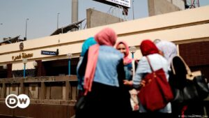 Egypt – Dispute and heated debate over the draft Personal Status Law |  Politics and Economy |  In-depth analyzes with a broader perspective from DW |  DW
