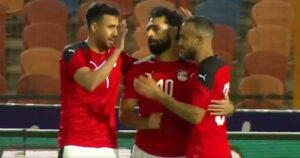 Video: Salah leads Egypt to a big victory and becomes the historic summer top scorer for the national team